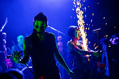 Punish Yourself (KristHelheim) Tags: punishyourself lescuizines chelles france concert live gig music musique fluo wow metal