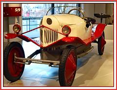 Grade-Wagen 4/6 PS BJ. 1922 (magritknapp) Tags: stiftungdeutschestechnikmuseumberlin gradewagen cars chariots carretas carro carri karren bil wózki
