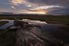 Denhall Quay (Rob Pitt) Tags: wirral sunset neston sun set river dee marshes outdoor landscape field 1018mm canon 750d rob pitt england