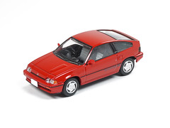 1985 Honda Ballade CR-X Si (MKZ123) Tags: tomicalimitedvintage crx car diecast honda tomytec 164 si tomica トミカ