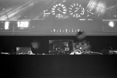 Ikonika & Mungo, Electrónica en Abril, La Casa Encendida, Madrid (marioandrei) Tags: ilford hp5 400 contax g2 zeiss planar 45mm f2 t kodak hc110 b 5 minutes ikonikamungo electrónicaenabril lacasaencendida madrid