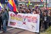 Manifestación Republicana_marca de agua_foto- Pablo Ibáñez-5 (AraInfo   El Salto Aragón) Tags: 14 2018 abajolamonarquia abril bandera republica republicana zaragoza