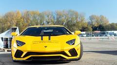 Restyling (Beyond Speed) Tags: lamborghini aventador aventadors supercar supercars cars car carspotting nikon v12 automotive automobili auto automobile yellow imola circuit racetrack italy finalimondiali finalimondialilamborghini