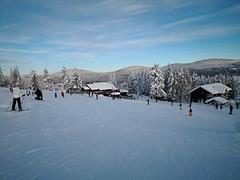 Laaven restaurant and lodge (A. Wee) Tags: ski snowboard 滑雪 滑板 滑雪场 skiresort trysil norway 挪威 特利西尔 turistsenter laaven