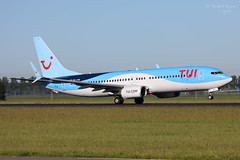 TUI Airlines Netherlands (ab-planepictures) Tags: ams eham amsterdam flughafen airport flugzeug plane aircrast aviation planespotting