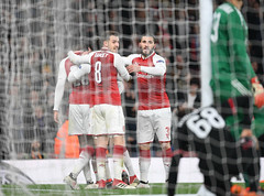 Arsenal v AC Milan - UEFA Europa League Round of 16: Second Leg (Stuart MacFarlane) Tags: sport soccer clubsoccer uefaeuropaleague london england unitedkingdom gbr