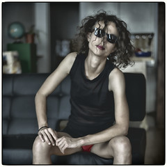 CHRISTELLE GEISER & AEON VON ZARK / NAKED EYE PROJECT BIENNE (AEON VON ZARK) Tags: christellegeiser nakedeyeproject portrait photo photographie