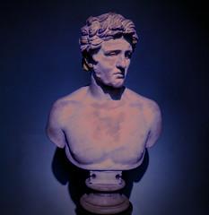 Marble Portrait of an Hellenistic Ruler (Steve Taylor (Photography)) Tags: marble portrait hellenisticruler bust art digital sculpture man uk gb greatbritain england unitedkingdom london britishmuseum