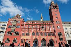 Basel City Hall (Switzerland) (JBGenève) Tags: switzerland basel city architecture heritage buildings cityhall