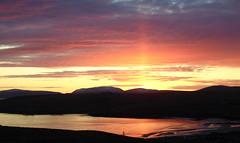 Sunset over Scapa (stuartcroy) Tags: orkney island scotland sony scenery sea sky still stone sand scapaflow