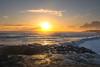 Sunset at the beach (Justin Garofano) Tags: nikon d750 pacific ocean california santacruz sunset