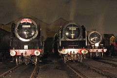 BURY 190210 70013,71000 & 30777 (SIMON A W BEESTON) Tags: elr eastlancashirerailway bury 70013 71000 30777