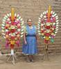 Ceremonial Candles Viviana Alavez Oaxaca (Ilhuicamina) Tags: teotitlandelvalle velas candles zapotec oaxaca vivianaalavez