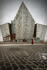 Titanic Museum (dareangel_2000) Tags: dariacasement northernireland landscape titanicquarter titanic belfast coantrim queensisland