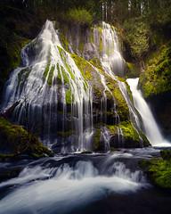 Panther Creek Falls (AirHaake) Tags: forest pnw pacificnorthwest panthercreekfalls washington waterfall waterfallhike waterfalls