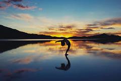 Mindfullness - Credit to https://electrosawhq.com/ (ElectroSawHQ) Tags: calm mind meditate yoga spiritual life peace woman happy space mindfullness