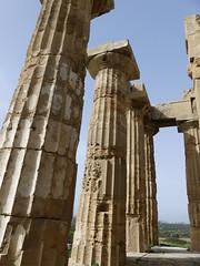 _1360640 Selinunte (17) (archaeologist_d) Tags: sicily italy selinunte archaeologicalsite archaeologicalruins greekruins 409bc 5thcenturybc templee templeofhera