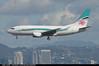 Kaiser Air B737 N737KA ($and$man) Tags: klax lax losangeles landing airplane aircraft boeing 737 n737ka kaiser air