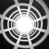 [s p i r a l]. (pictob) Tags: berlin architecture airport parking garage car spiral blackandwhite light nikon nikond7100 germany