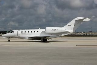 N767XJ | Cessna 750 Citation X | XOJet