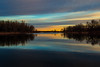 Morning Light (mclcbooks) Tags: dawn daybreak sunrise morning landscape lake silhouettes trees clouds chatfieldstatepark lakechatfield colorado reflections