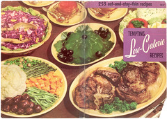 69 (Eudaemonius) Tags: cookbook tempting lowcalorie recipes low cal calorie cook book eudaemonius bluemarblebounty culinary arts institute 1956 20180314 recipe brunch appetizers cooking melanie deproft chicago il ph0075 cover