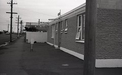 St Clair Motel, Forbury Road and Albert Street, c1970s (Dunedin City Council Archives) Tags: dunedin motels accomodation holidays 1970s