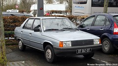 Renault 9 automatic 1982 (XBXG) Tags: dt041dt renault 9 automatic 1982 renault9 r9 reneuf bva automatique 31ème salon champenois du véhicule de collection belles champenoises 2018 époque reims marne 51 grand est grandest champagne ardennes france frankrijk vintage old classic french car auto automobile voiture ancienne française vehicle outdoor