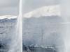 Lumières d'hiver au bord du lac (odileva) Tags: hiver lac genève jetdeau borddulac suisse ch
