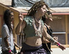 Twisting (yowser85) Tags: festivals girl woman dancing hippie navel