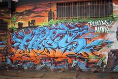 Hops (NJphotograffer) Tags: graffiti graff new york city ny nyc brooklyn hops