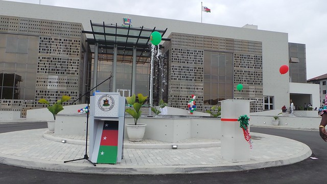 HSDickson- Commissioning Of Government House