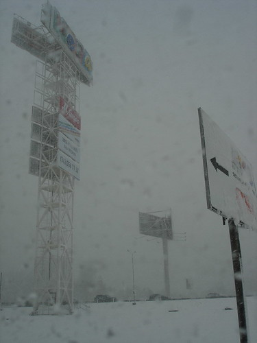 Снегопад 1 мая ©  ayampolsky