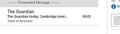 2018_03_210100 - Cambridge anal (Gwydion M. Williams) Tags: britain greatbritain uk england humor humour funny cambridgeanalytica facebook elections electionfixing
