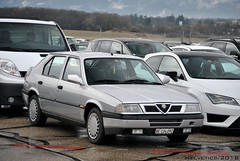 Alfa Romeo 33 - Switzerland, Bern (Helvetics_VS) Tags: licenseplate switzerland bern oldcars alfaromeo 33