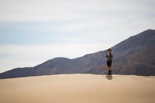 Ed in the Dunes