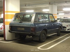 Range Rover (regular carspotting) Tags: range rover land british offroad classic suv offroader