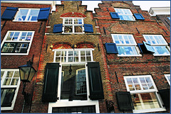 Maisons à Zierikzee, Schouwen-Duiveland, Zeelande, Nederland (claude lina) Tags: claudelina nederland hollande paysbas zeelande zeeland zierikzee maison house