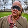 Chief Blue Jacket, reenactor (sniggie) Tags: fortharrod grandcouncil2018 harrodstown mercercounty shawneewarchief tecumsahsstepfather weyapiersenwah actor reenactment reenactor portrait settlerencroachment