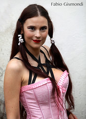 @ LUCCA COMICS 2017 (fabiogis50) Tags: lucca comics 2017 cosplay cosplayer cleavage sexy girl portrait