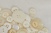 buttons (inma F) Tags: macromondays blanco boton clavealta colores costura hogar labores circles white button sew handmade home nacar