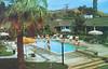 La Jolla Palms Motel, La Jolla, California (Thomas Hawk) Tags: america california lajolla lajollapalmsmotel sandiego usa unitedstates unitedstatesofamerica vintage motel pool postcard swimmingpool fav10