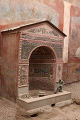 House of the Small Fountain 3 (Henk Bekker) Tags: campania excavations italy naples pompeii
