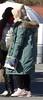 Winter Clothes (Warm Clothes Fetish) Tags: girl fur coat boots warm hot hijab niqab hat