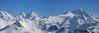 Wellenkuppe - Ober Gabelhorn - Grand Cornier - Dent Blanche (JMVerco) Tags: montagne mountain montagna hiver winter inverno neige snow neve blanc white bianco suisse switzerland swizzera valais obergabelhorn wellenkupe blanche grandcornier dentblanche ngc