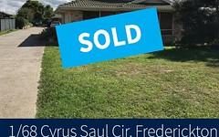 1/68 Cyrus Saul Circuit, Frederickton NSW