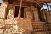 Reliefs on Ek Balam (orientalizing) Tags: 770840ad acropolis archaeologicalsite archaia architecture ekbalam hieroglyphics mayanclassic mexico northamerica relief serpenthead structure1 yucatan