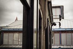 Les Halles de Millau (nkpl) Tags: millau halles reflet reflection refléxion reflectionsof jour gris nuage nuageux grey marché cloud cloudy extérieur exterior outside outdoor lumièrenaturelle naturallight architecture