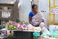 Street Vendor, Puducherry P1260371 (Phil @ Delfryn Design) Tags: india2018