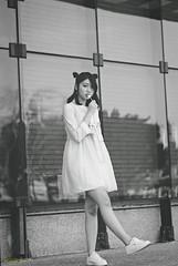 龍睬崴-2018/03 (亂 ㄕㄜˋ 一族) Tags: contaxrxii carlzeisst 85mm14aeg bw060 fujiacros100 xtol濃縮液125 24度 7mins 60rpmrotatedev